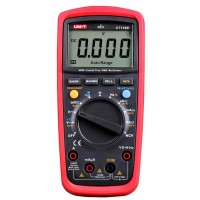 UNI-T, UT139B, Digitales True RMS Multimeter, mit Kapazitäts- / Frequenzmessung