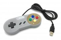 USB 2.0 Controller im SNES Design grau