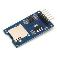 Micro SD Card Reader Modul mit SPI Schnittstelle